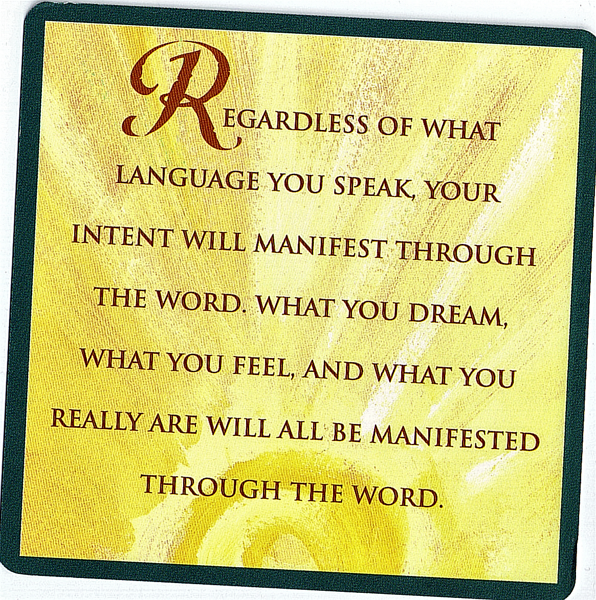 Four Agreements Quotes Be Impeccable With Your Wordsdon Miguel Ruiz  Wolf Laguerra's